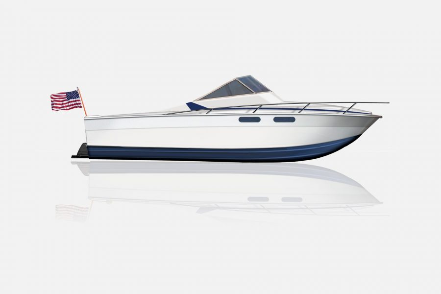 Sea Ray SRV 240